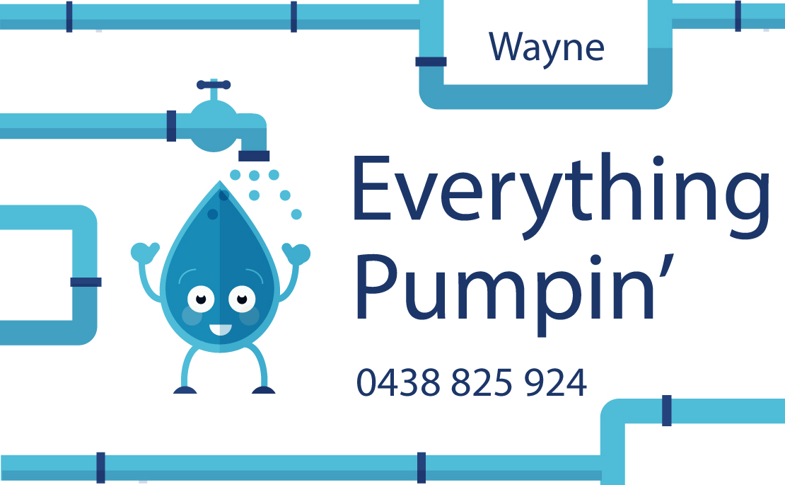 PUMPING, GUTTERING, TANKS CONNECTED, BORE PUMPS
