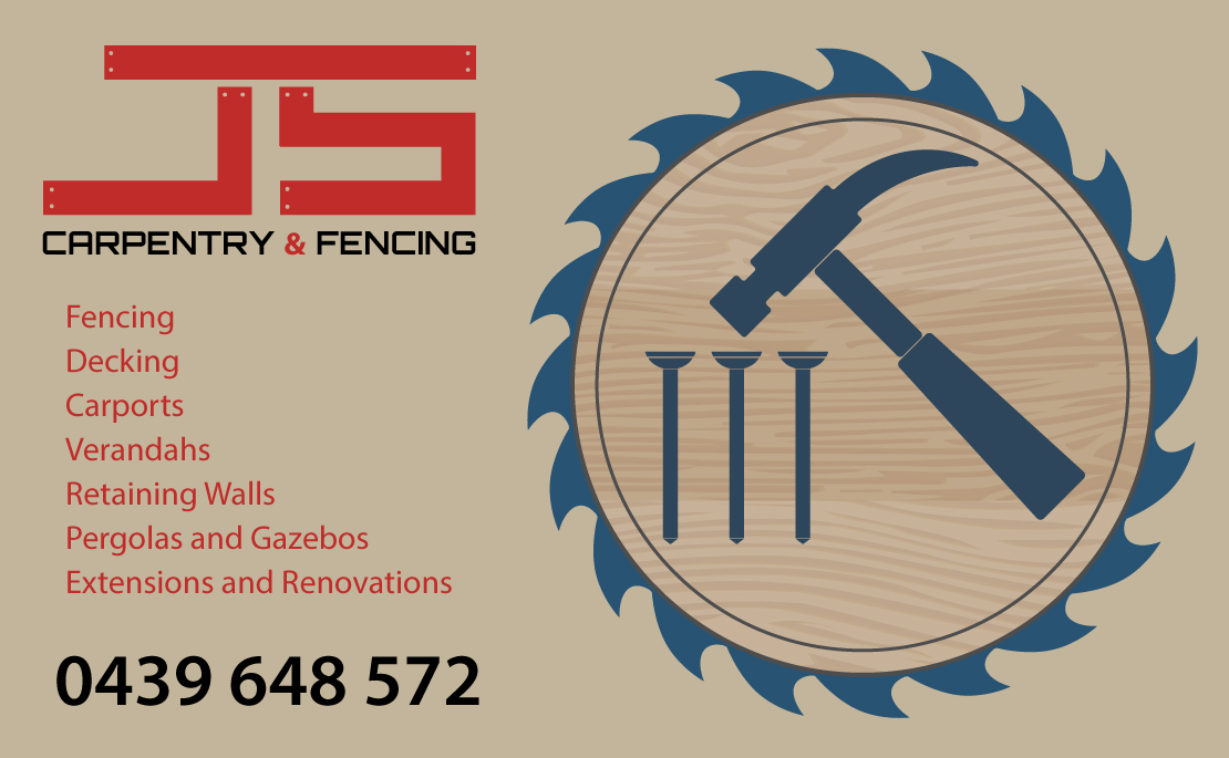 Fencing and Carpentry