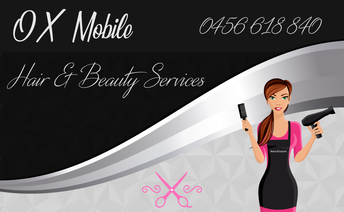 mobile hairdresser gympie