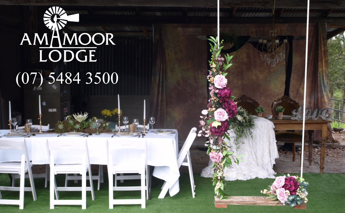 Wedding Venue for hire Gympie Amamoor