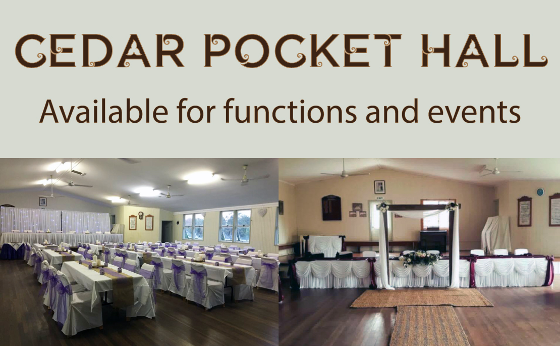 hall or venue hire gympie