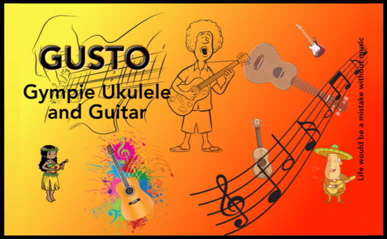 Ukulele and guitar Lessons Gympie