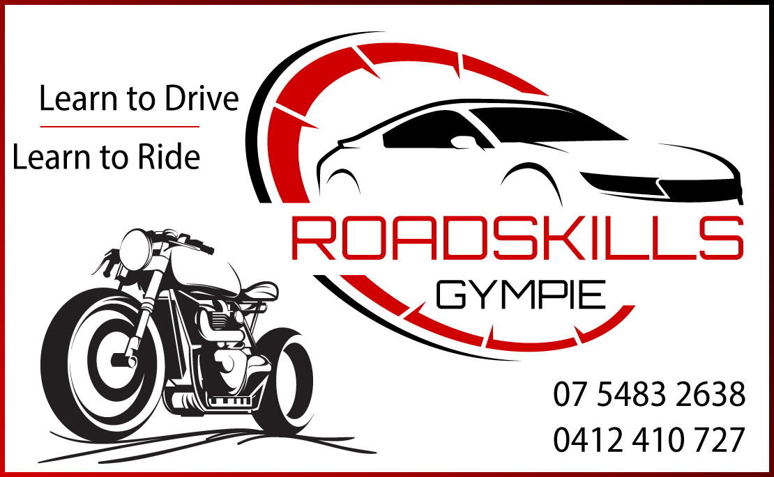 Learn to drive or ride motorcycle Gympie