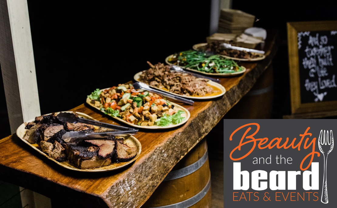 Catering options Gympie Beauty and The Beard